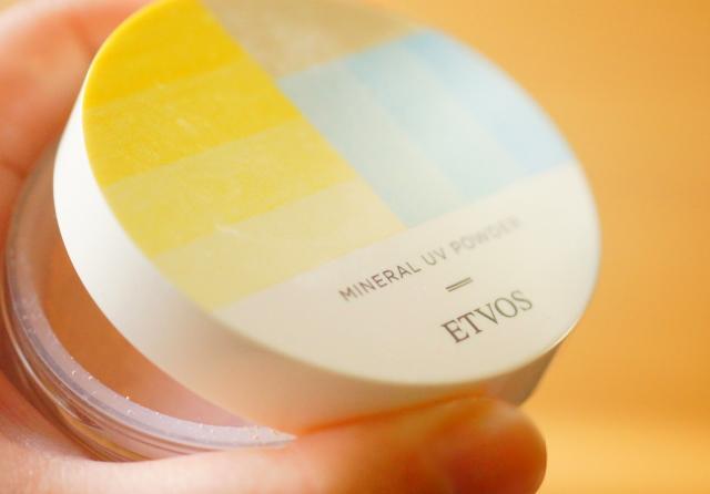 ETVOS UVパウダー 2015