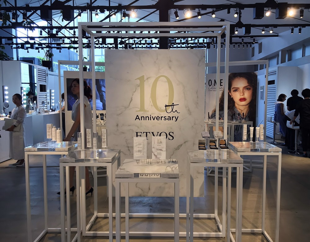 ETVOS10周年