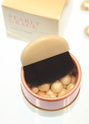 真珠配合 化粧直し用パウダー