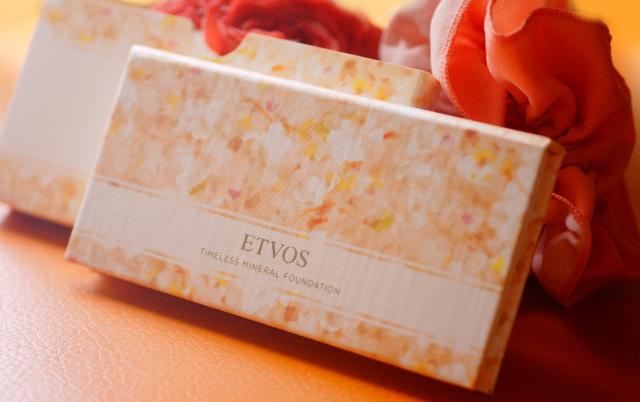 ETVOS フラワープリントケース